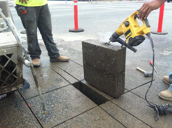 Concrete Cutting Services